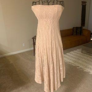 Nightcap Victorian Spanish Lace Dress Skirt